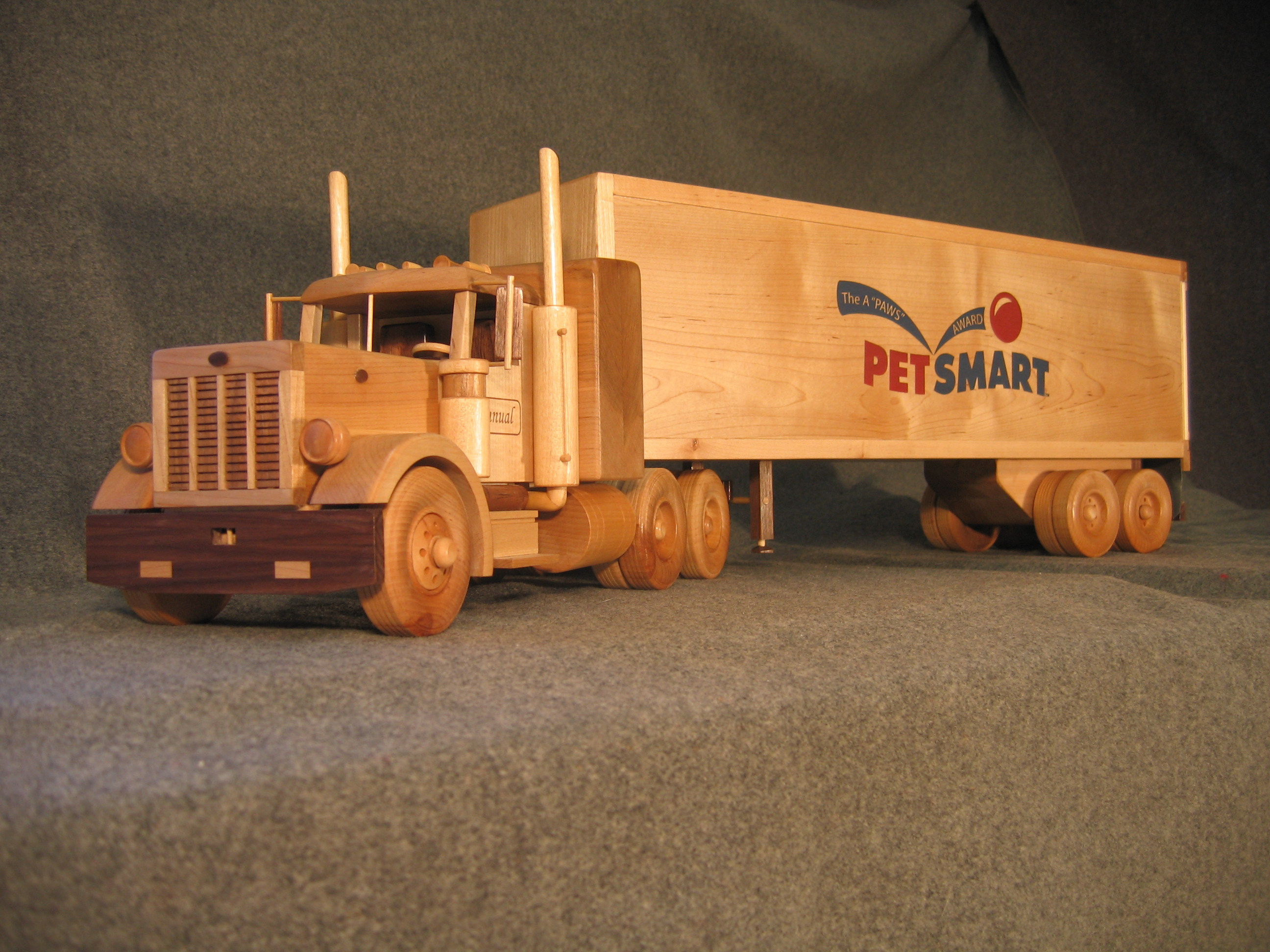 Wooden Toy Cars And Trucks : Wooden truck free download pdf woodworking